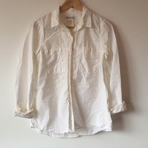Madewell Cargo Button Down